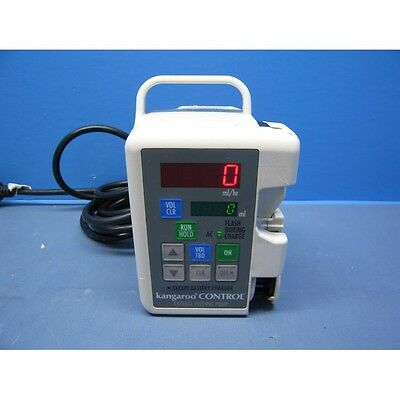 Tycos Kendal Kangaroo Control Enteral Feeding Pump Tested With A 60 Day Warranty