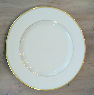Discontinued Lenox China Presidential Collection (Mansfield) Luncheon Plate
