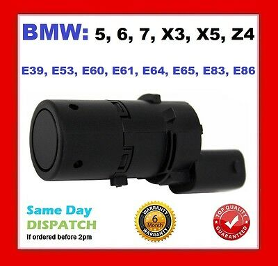 PDC PARKING SENSOR, Parksensor For BMW 3, E46, 5, E39, E60, E61, 7, E38, E65,E66