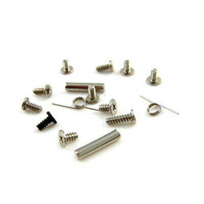 ZedLabz replacement screw & spring set for Nintendo DS Lite DSL NDSL repair part