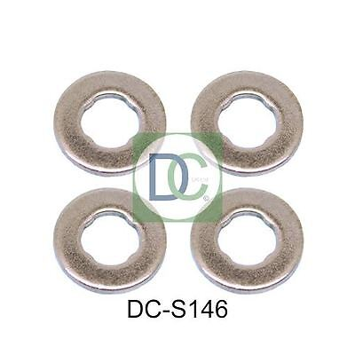 Vauxhall Astra 1.3 CDTi Bosch Common Rail Diesel Injector Washers Seals Pack 4