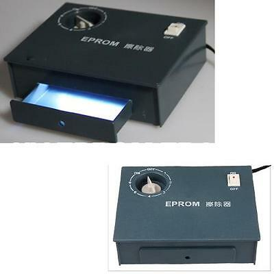 Ultraviolet Light Lamp UV EPROM Eraser Eraseable Timer
