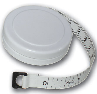 "1.5m/60"" Fabric Tape Measure With Casing"