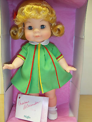Muffin Doll  #1251 by Madame Alexander  - Made in 1960's - Excellent