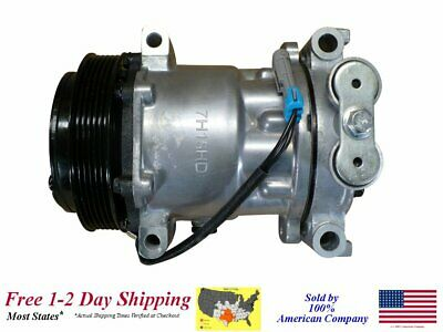 NEW A/C AC Compressor for 1996-1999 Chevy K1500 Suburban