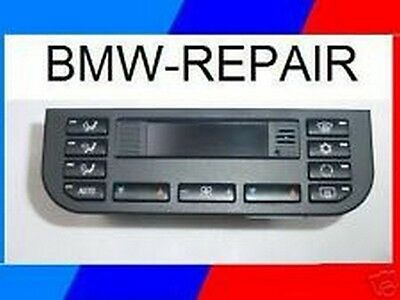 1999 3-Series Bmw Climate Control Module Repair Rebuild E36 Fix 318 323 328 M3
