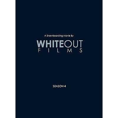 White Out Films - Season 4 - Snowboarding DVD