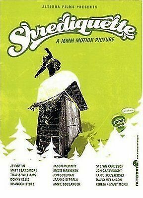 Alterna Films - Shrediquette - Snowboarding DVD