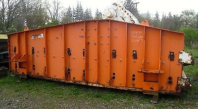 Tabor 6' X 16' Double Deck Horizontal Screener