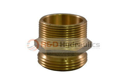 """Fire Hydrant Adapter 2"""" Npt(M) X 1-1/2"""" Nst(M)"""