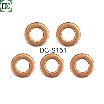 Mercedes ML 270 CDI Bosch Common Rail Diesel Injector Washers / Seals x 5