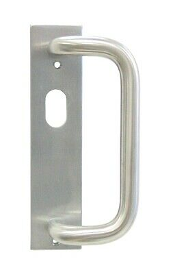 Kaba Door Handle TAFE03VSCPL Tafe 03 Left Handed Visible Fix Satin Chrome