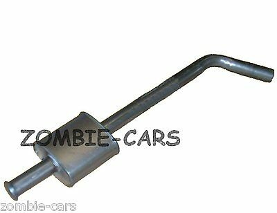 Renault Senic 1.4  1999-2003 Exhaust Centre Middle Silencer PIpe RN759