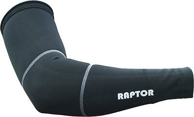 CLEARANCE: Thermal Fleece Lined Cycle/Cycling Compression Arm Warmers Small