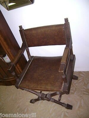 Vintage Antique Paoli  Director  Chair