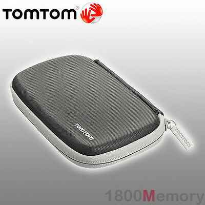 "GENUINE TomTom Universal Protective Case for 4.3"" to 5"" GO 520 5200 XL XXL GPS"