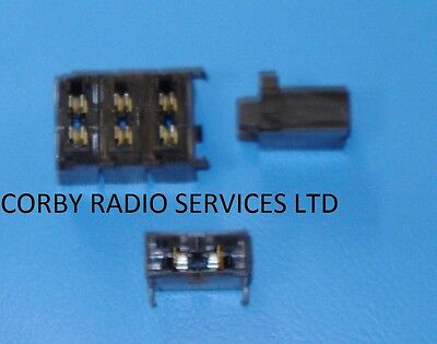 5 Inline Black Heavy Duty Fuse Holders 30 Amp Blade Type Quality Taxi Duty