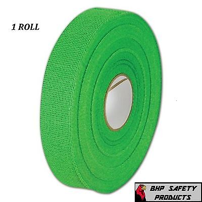 "BANTEX COHESIVE GAUZE FINGER PROTECTION TAPE GREEN 3/4"" X 30 Yd. #1230 (1 ROLL)"