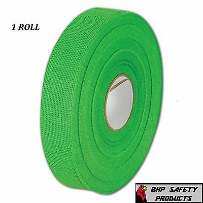 "COHESIVE GAUZE FINGER TAPE GREEN 3/4"" X 30 Yd. BANTEX #1230 SAFETY (1 ROLL)"