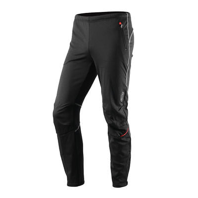Sobike Nenk Cycling Tights Winter Windproof Pants with Pockets Trousers Black