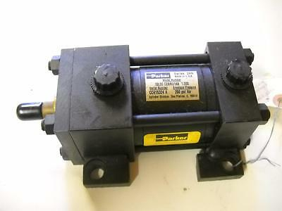"New Parker Pneumatic Cylinder 2AN 02.00 C2ANU14A 1.00 1"" Stroke 2"" Bore 250psi"