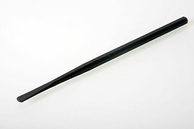 8mm Bullnose Italian Stone Carving Fire-Sharp Carbon Steel Chisel 240mm