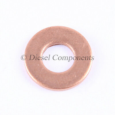 Pk 50 Connect 31756 Common Rail Copper Injector Washer 20 x 9.4 x 0.9mm
