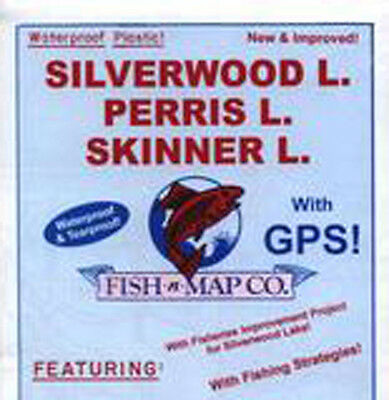 Fish-N-Map Silverwood/Perris/Skinner!