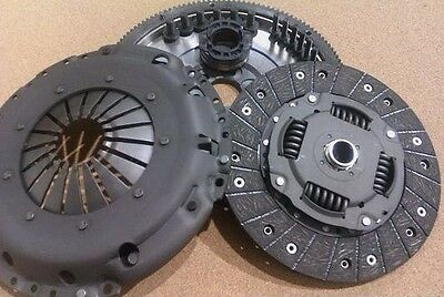 Single Mass Flywheel And Clutch Kit Conversion Pack For A Vw Golf Mkv 5 1.9Tdi
