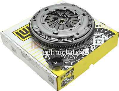 Luk Dmf Dual Mass Flywheel And Clutch Kit With Bolts For Vw Golf Mkv 5 1.9Tdi