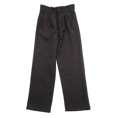 Grey Boys School Trouser Pant Size 10 Uniform New with Tags!