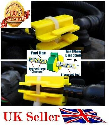MAGNETIC FUEL SAVER for all Vehicle PETROL,DIESEL,LPG  - SAVE 15-25% fuel