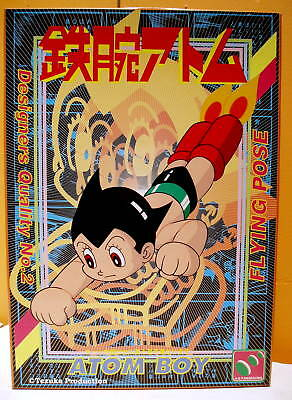 1994 Tezuka  Astroboy Model Kit Atom Anime Astro Boy Flying