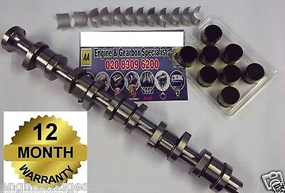 VW T5 2.5 Camshaft Caravelle Transporter Multivan COMPLETE WITH 12 CAM BEARINGS