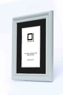 Frame Company Campbell Range Rustic Blue Wooden Picture Photo Frames