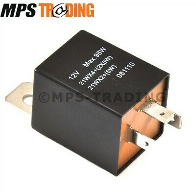 Land Rover Defender 90 110 130 Indicator Flasher Relay 3 Pin - Ywt10003