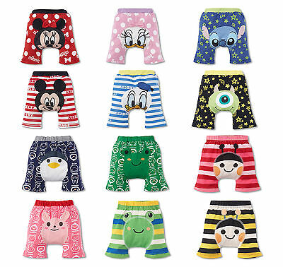 Baby Toddler Boy/Girl Bloomer Nappy Cover Shorts Pants Size:0-6 6-12 12-18 Month