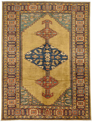 2487-Tappeto Carpets Rugs Alfombras Teppich Tapis Zigler 260x200 CM - Farah1970