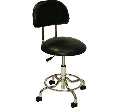 New InkBed Tattoo Footrest Backrest Client Stool Ink Bed Studio Salon Equipment