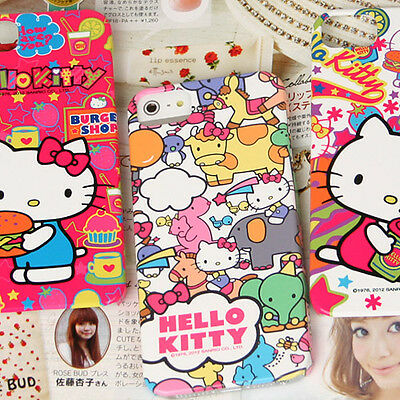 Genuine Hello Kitty Hard Case For iPhone 5 Case iPhone 5S Case made in Korea
