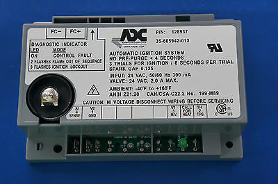 ADC dryer 24V Ignition Box, AD-236 DSI MODULE  P/N 887133