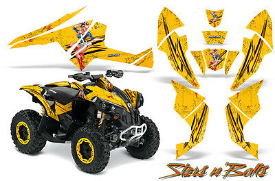 Can-Am Renegade Graphics Kit by CreatorX Decals Stickers SNBY