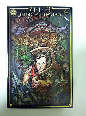 JLA Riddle of the Beasts softcover trade paperback
