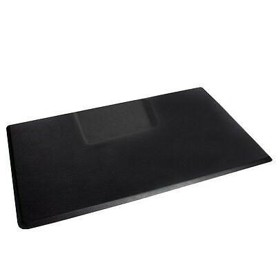 """Barber Salon Styling Chair Mat 3 x 5 Rectangle 1"""" with Square Impression SM-18"""