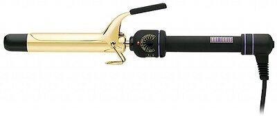 """Hot Tools 1"""" Professional  Spring Gold Hair Curling Iron Model 1181 Jumbo HT1181"""