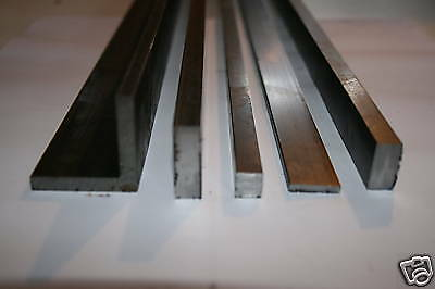 Bright Mild Steel Square Bar 25mm x 500mm EN1A