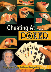 Cheating At Poker DVD :: FREE US POSTAGE
