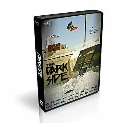 Videograss - VG The Darkside Snowboarding DVD