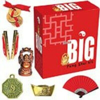 Feng shui Kit for Good Luck NOT SO BIG (KIT012)