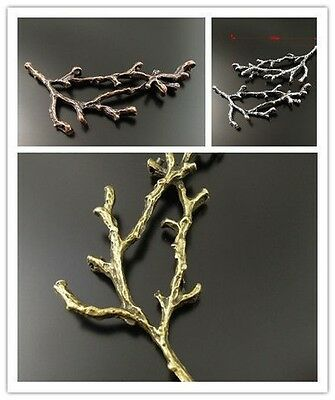 Vintage Tree Branches Charm Connector Jewelry Finding Hot Sale 15PCS